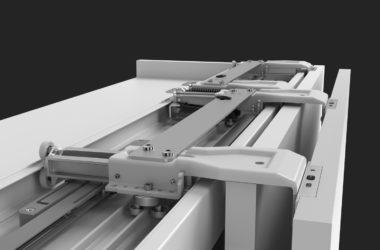 Anta scorrevole complanare Slider S20