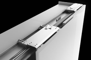Sistema scorrevole complanare Slider M35 Bortoluzzi